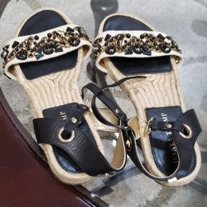 Ivanka Trump size  7 sandals